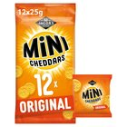 McVitie's Original Cheese Mini Cheddars