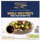 Merchant Gourmet Cooked & Peeled Whole Chestnuts