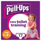 Huggies Medium Pull-Ups for Girls