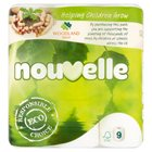 Nouvelle Recycled Soft White Toilet Tissue
