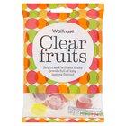 Clear Fruits Waitrose