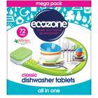 Ecozone Classic All in One Dishwasher Tabs