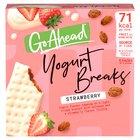 Go Ahead Yoghurt Breaks Strawberry