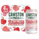 Cawston Press Sparkling Apple & Rhubarb