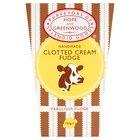 Hope & Greenwood Clotted Cream Fudge
