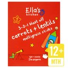 Ella's Kitchen Carrot & Lentils Multigrain Sticks