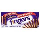 Cadbury Fingers Large Pack