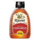 Rowse Breakfast Topper Honey - Cinnamon