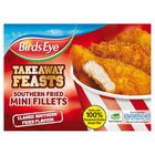 Birds Eye Southern Fried Mini Fillets Frozen