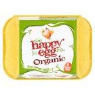 Happy Eggs Organic
