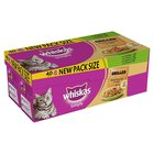 Whiskas Pouch Simply Grilled Mixed Selection