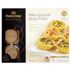 Frank Dale Mini Quiche Selection Frozen