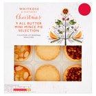 9 Mini Mince Pies Assorted Flavours Waitrose