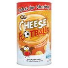 KP Snacks Cheese Footballs Caddy