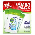 Dettol Antibacterial Wipes Family Pack