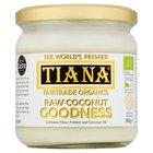 TIANA Organic Raw Coconut Goodness