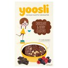 Yoosli Chocolate & Berry Granola