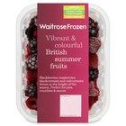 British Summer Fruits Frozen Waitrose