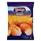 Young's Premium Whole Tail Scampi With a Hint of Lemon Frozen