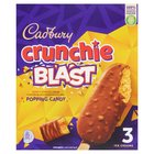 Cadbury Crunchie Blast