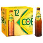 Cobra Premium Beer Extra Smooth 4.8% Vol