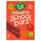 Fruit Bowl School Bars Strawberry