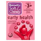 Bassetts Early Health Strawberry Pastilles