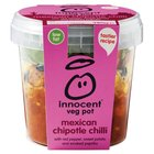 Innocent Mexican Chipotle Chilli Veg Pot