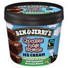 Ben & Jerry's Chocolate Fudge Brownie Ice Cream