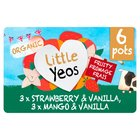 Yeo Valley Little Yeos Organic Fromage Frais