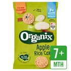 Organix Apple Rice Cakes