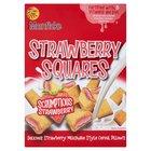 Mornflake Strawberry Squares