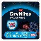 Huggies 3-5 years DryNites for Boys