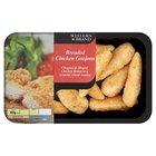 Western Brand Breaded Chicken Goujons