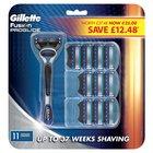 Gillette Fusion ProGlide Manual Razor & Blades