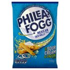 Phileas Fogg Mexican Taco Roll, Sour Cream & Onion