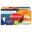 Birds Eye 22 Fish Fingers