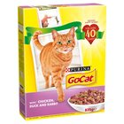 Go-Cat Adult Chicken Duck & Rabbit