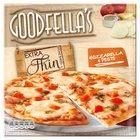 Goodfellas Extra Thin Mozzarella Pizza Frozen