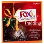 Fox's Christmas Pudding