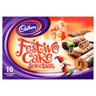 Cadbury Cake Selection
