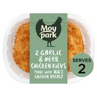 Moy Park Garlic Chicken Kievs
