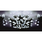 480 Multi Action Supabright White LED Lights 48m